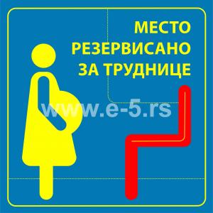 Rezervisano za trudnice
